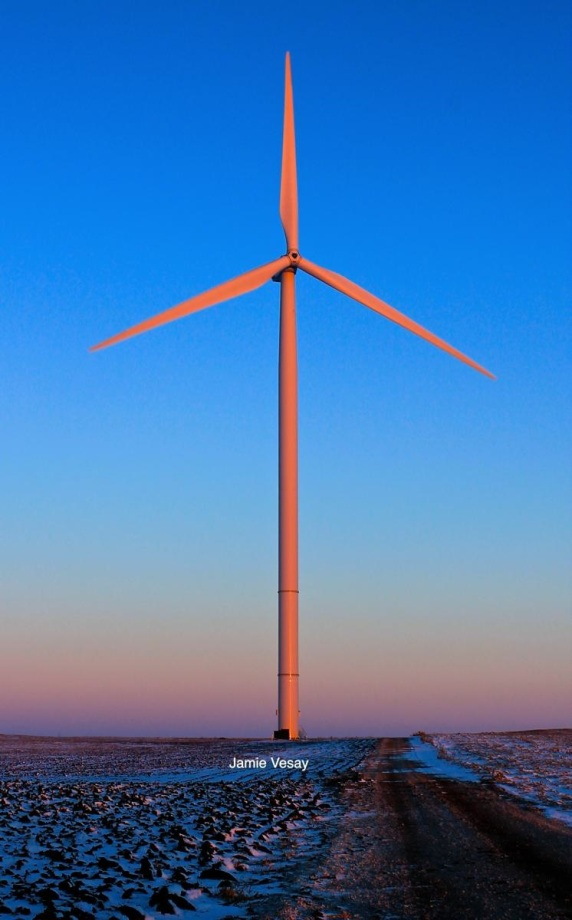 th_Wind turbine at sunset Nov 2014 IA Jamie Vesay WM IMG_6026 - Version 3