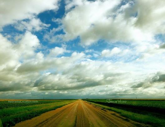 Painted sky road Nebraska Jamie Vesay WM TRD NELoc WM IMG_1574